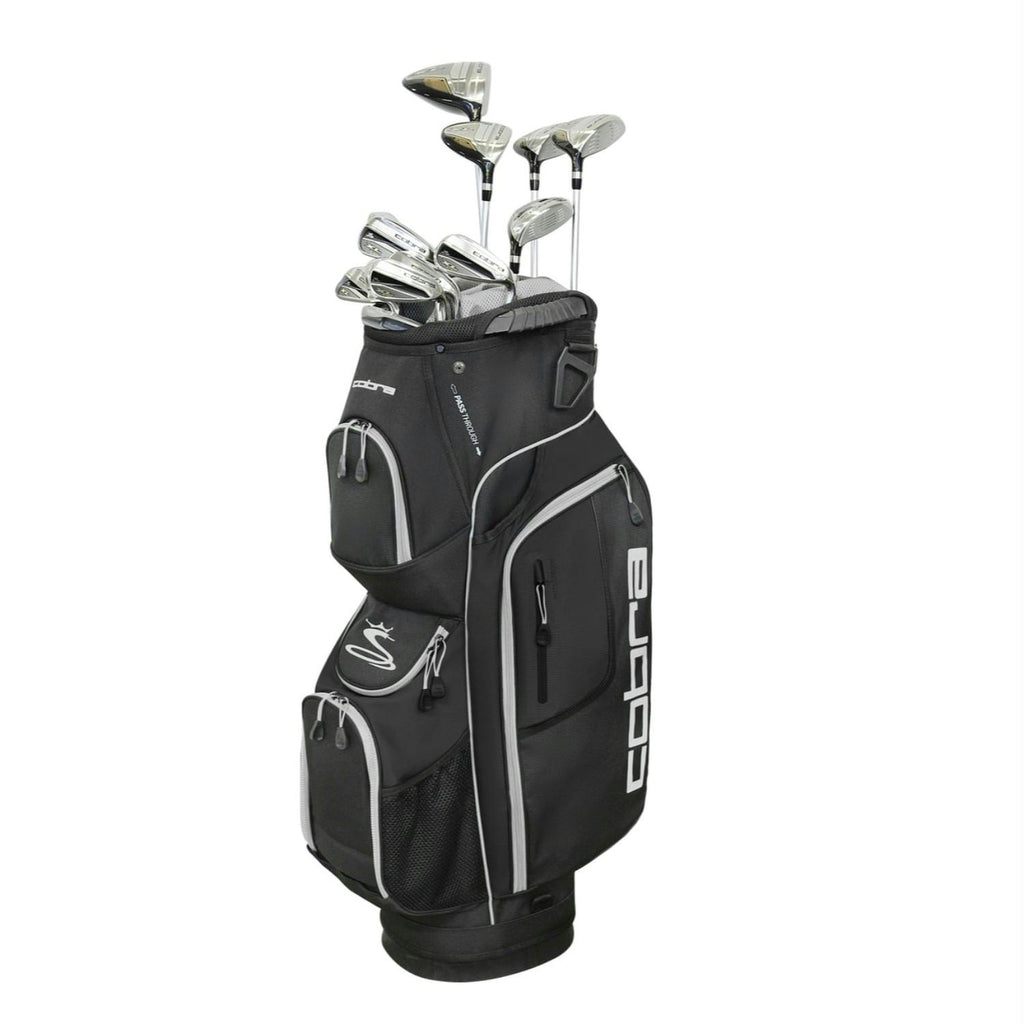 Cobra Golf XL Speed Men's Complete Set Graphite Reg RH