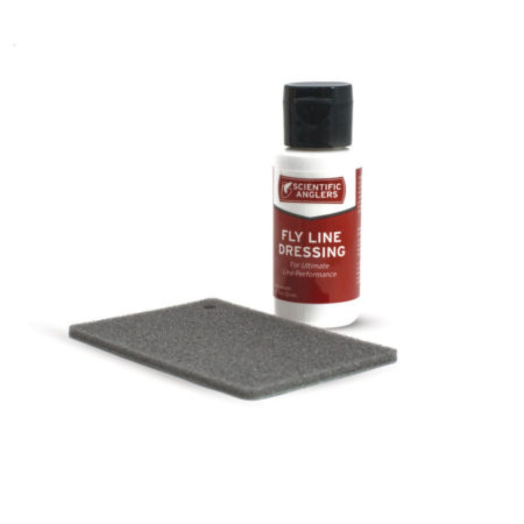 Scientific Anglers Fly Line Dressing and Line Cleaning Pad
