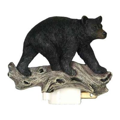 Rivers Edge Bear 3D Night Light 1275
