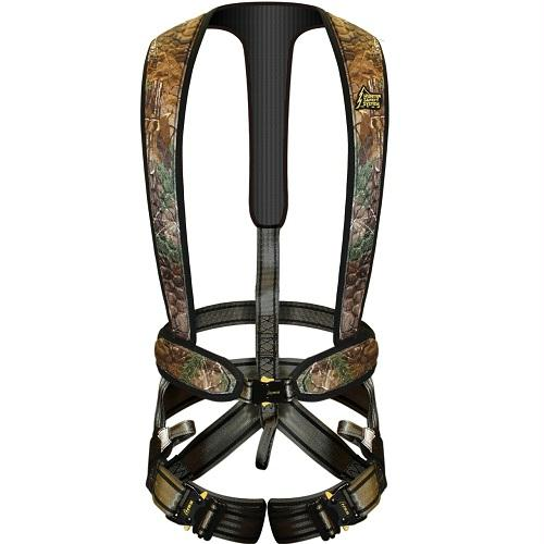 Hunter Safety System Camo Ultralite Flex Harness-S-M