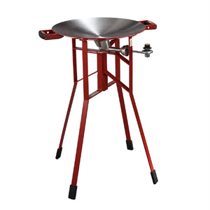 FireDisc Shallow Cooker 36 Inch - Red