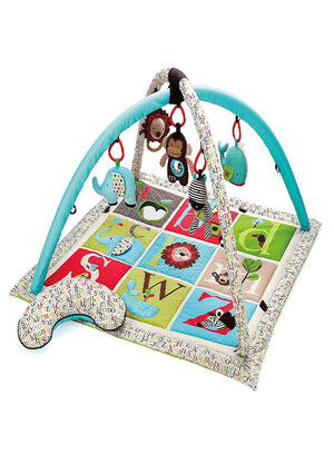 Skip Hop Alphabet Zoo Activity Gym - Multi
