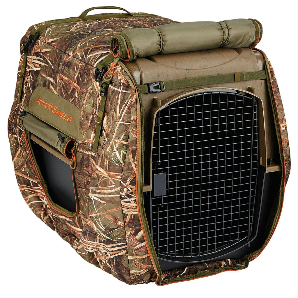 Onyx Insulated Kennel Cover w-ArcticShield Tech-Lrge