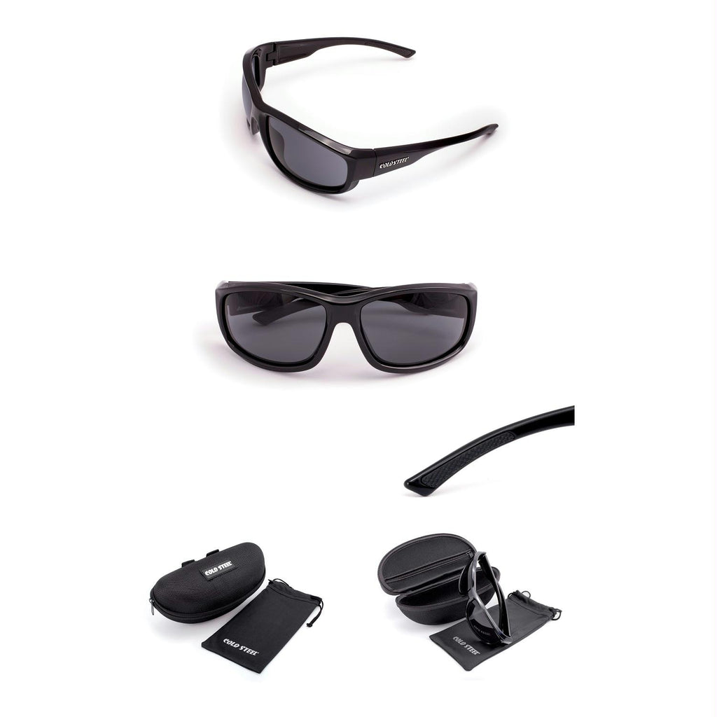 Cold Steel Battle Shades Mark II - Gloss Black