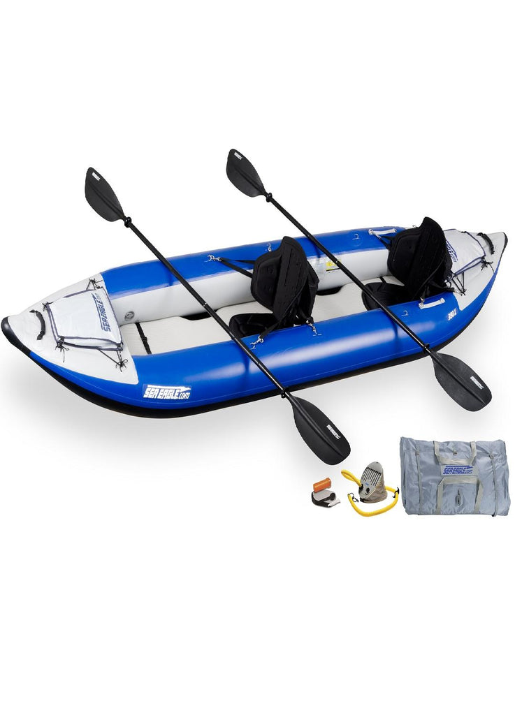 Sea Eagle Explorer Inflatable Kayak 380XK Pro