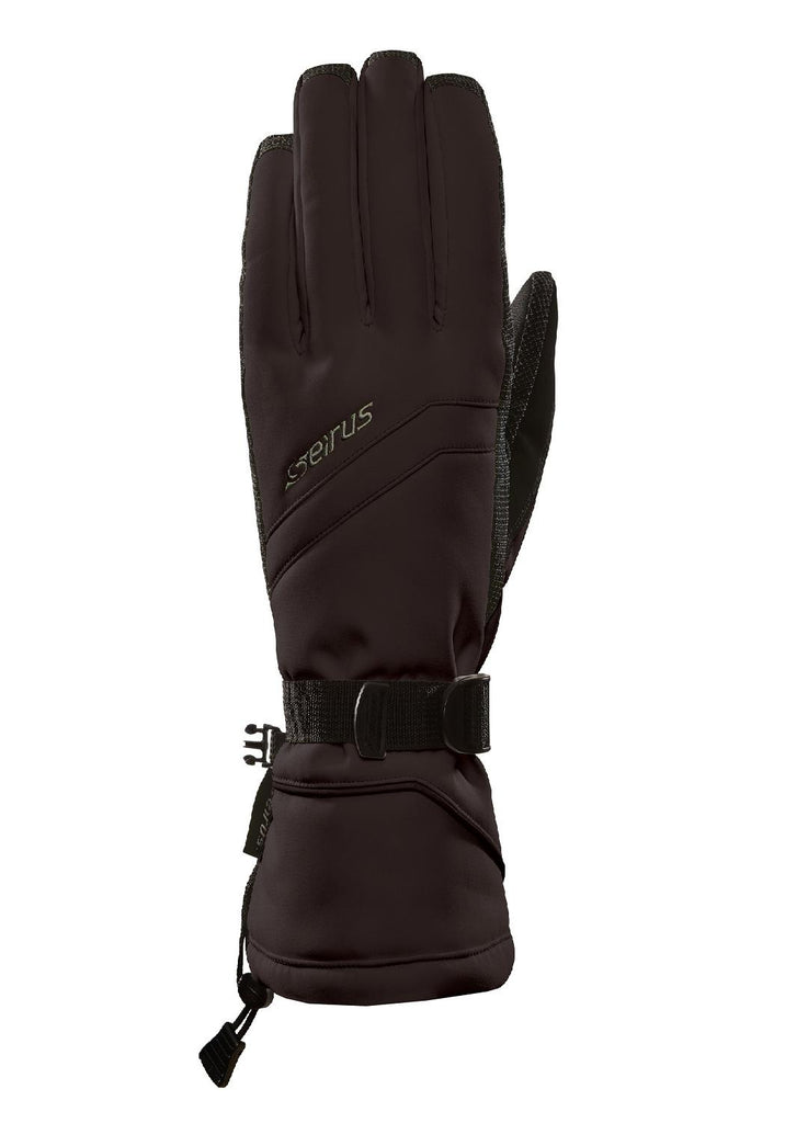 Seirus HWS Yukon Mens Glove-Black-Large