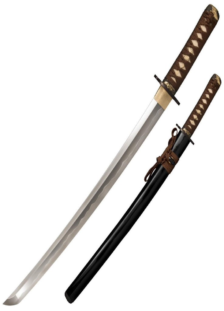 Cold Steel Mizutori Wakizashi Sword 21.00 in Blade