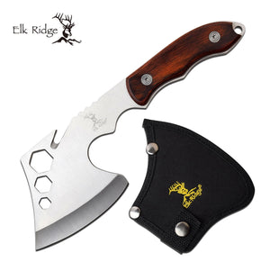 Elk Ridge Axe 10.5 in Overall Length Pakkawood Handle