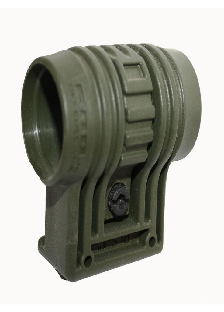 FAB Defense 1-Inch Tactical Light Side Mount OD Green