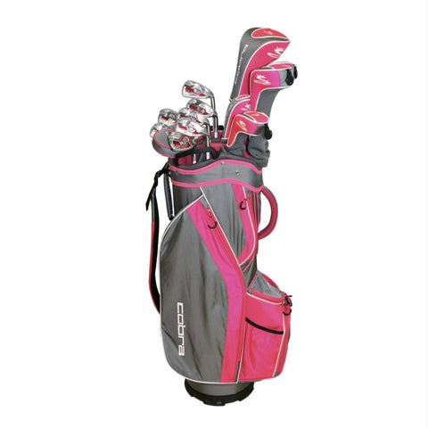 Cobra FLYZ S Womens 13PC Right Hand Pink Complete Set