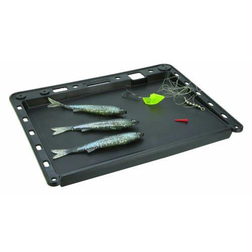 Scotty Bait Board Black No Mount