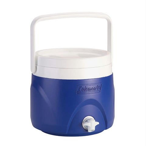 Image of Coleman 2 Gallon Party Stacker Cooler Blue 3000000736