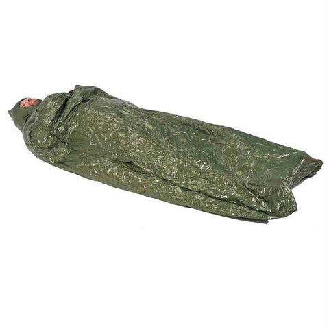 NDuR Emergency Survival Bag Olive-Silver