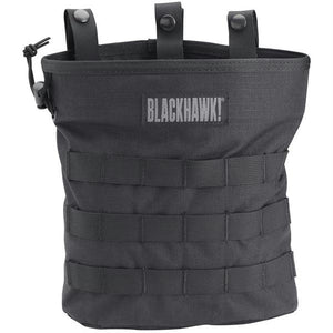 Blackhawk Roll-Up Dump Pouch Molle Black