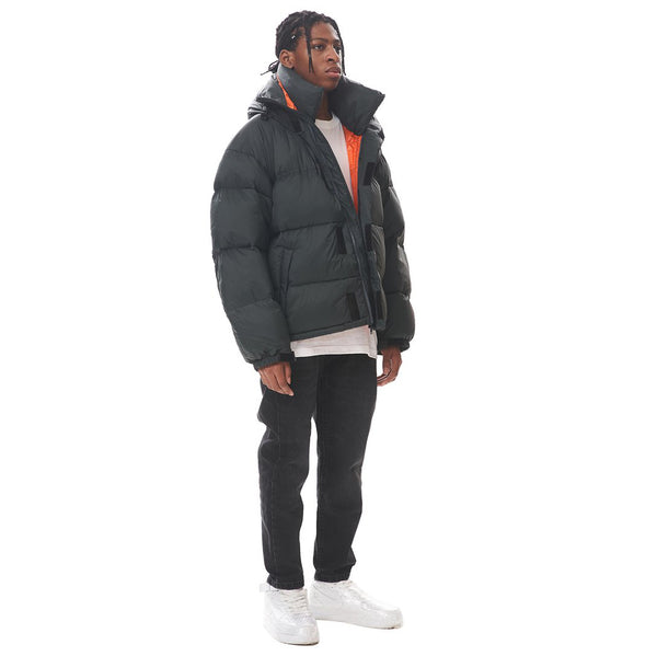 Contrasted HTDG Down Jacket