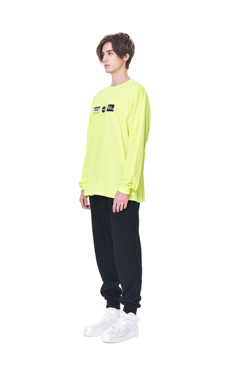 WORLDWILD PARTNER  LONG SLEEVE TEE