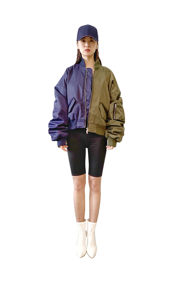 HTDG Colour Blocking Jacket