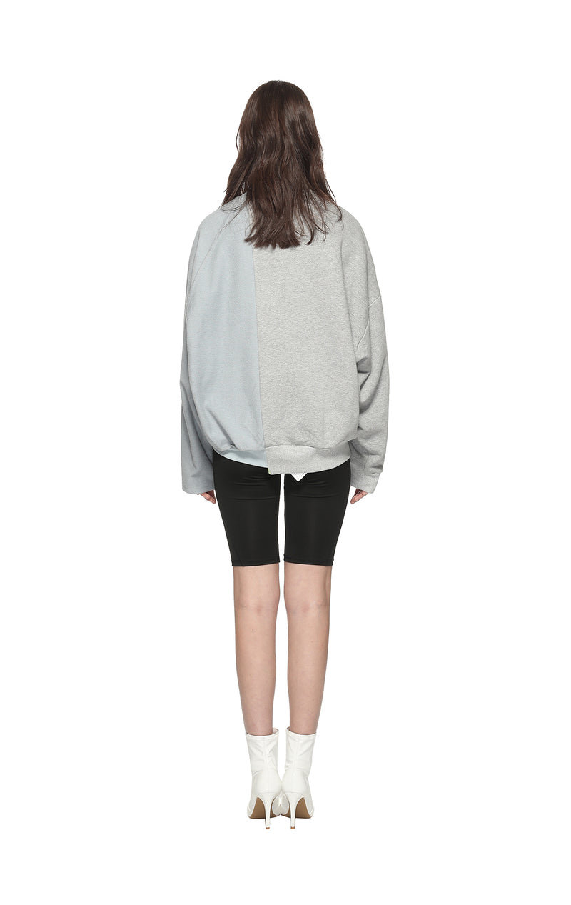 Patch Logo Sweatshirt
