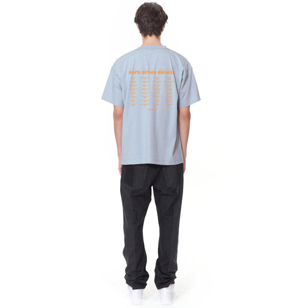 Gold Silver Bronze Regions Tee