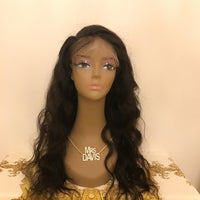 FULL LACE WIG - BODY WAV BLONDE
