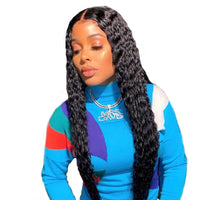 FULL LACE WIG- DEEP WAVE