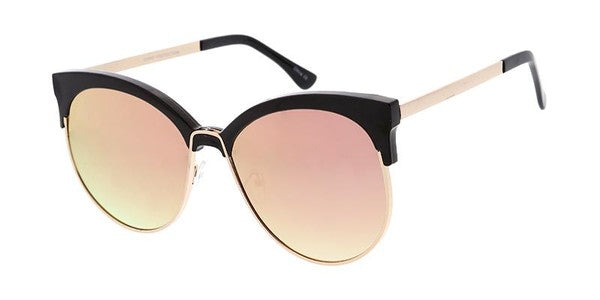 Oversized Cat Eye Sunnies