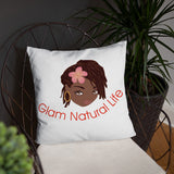 GlamNaturalLife Accent Pillow