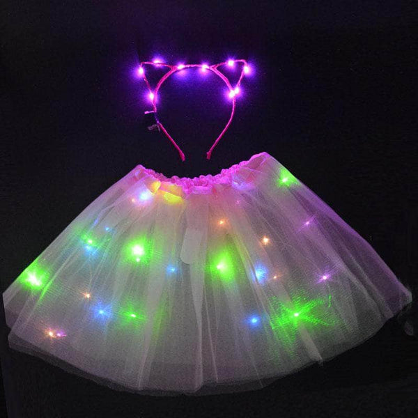 LED Party Skirt