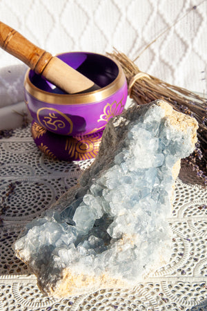 Setting your Intentions with Crystals - How to Charge Crystals with Intention | Crystal Karma by Trina