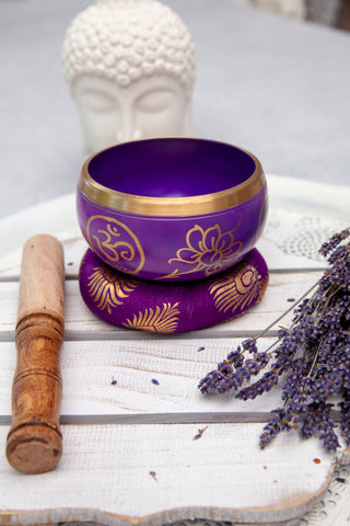 Purple-Singing-Bowl-Crystal-Karma-by-Trina