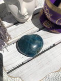 Apatite Heart #2 | Crystal Karma by Trina