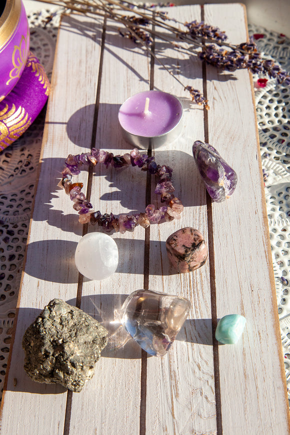 Amethyst-Crystal-Gift-Box-Set | Crystal Karma by Trina