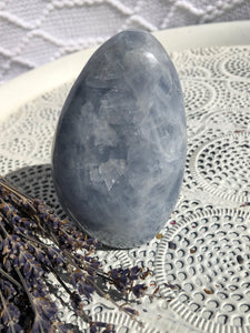 Blue Calcite Freeform | Crystal Karma by Trina