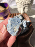 Blue Kyanite Blades | Crystal Karma By Trina