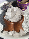 Clear Quartz Points - Medium | Crystal Karma by Trina