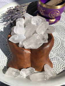 Clear Quartz Points - X-Small | Crystal Karma by Trina