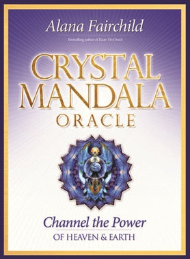 Crystal Mandala Oracle Set - Crystal Karma By Trina