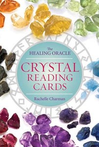 Crystal Reading Cards Oracle Set | Crystal Karma by Trina