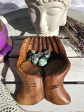 Emerald Tumbles Small | Crystal Karma by Trina