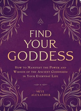 Find Your Goddess - Crystal Karma By Trina
