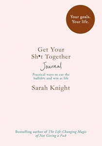Get Your Sh*t Together Journal - Crystal Karma By Trina