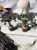 Green Aventurine Crystal Gemstone Fairy Tree | Crystal Karma by Trina