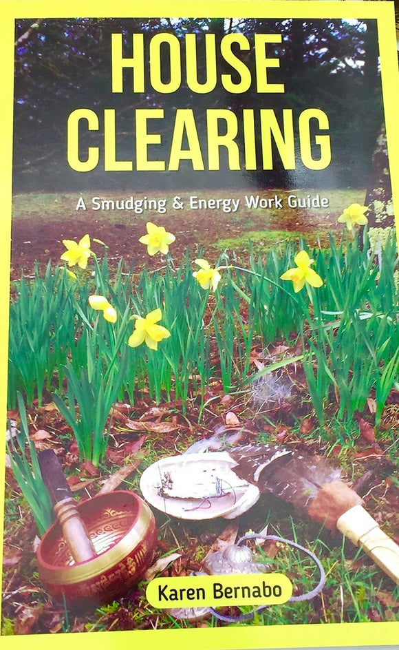 House Clearing Book | Crystal Karma by Trina