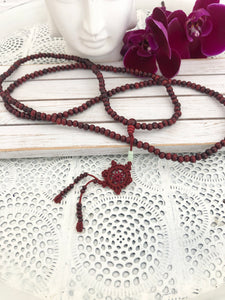 Buddhist Male Beads 216  Bead | Crystal Karma by Trina