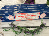 Nag Champa Incense Sticks - Crystal Karma By Trina