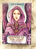 Keepers of The Light Oracle Cards | Crystal Karma by Trina
