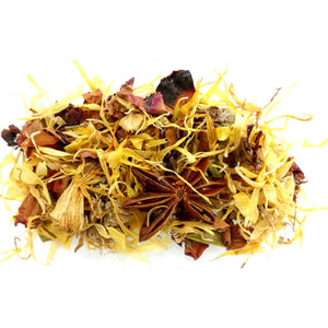 Magickal Herb Blend PYSCHIC POWERS 15g  | Crystal Karma by Trina