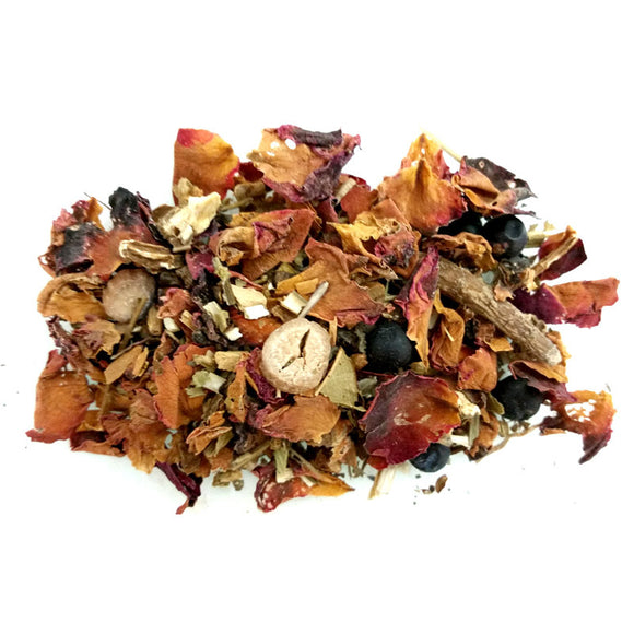 Magickal Herb Blend SPIRITUAL PROTECTION 15g  | Crystal Karma by Trina