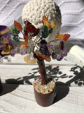 Mixed Crystal Gemstone Fairy Tree | Crystal Karma by Trina