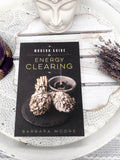 Modern Guide to Energy Clearing Book | Crystal Karma by Trina